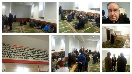 A Savona la comunità musulmana è in festa per l'inaugurazione della nuova moschea. Foto & Video