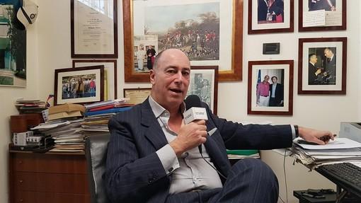 Il sindaco di Alassio Marco Melgrati ospite a Radio Onda Ligure 101