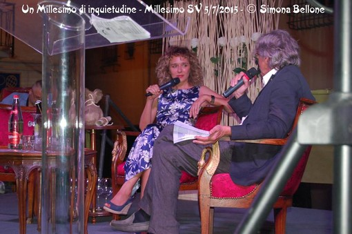 La bella inquieta dell'anno Valeria Golino premiata a Millesimo