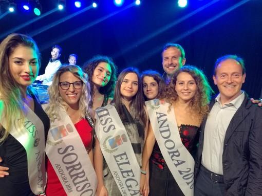 Eletta Miss Andora 2018: è Alessia Marciano