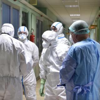 Coronavirus, 9 nuovi casi di positività. Torna a occuparsi una postazione in terapia intensiva