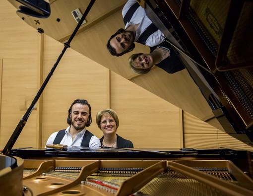 Melodiosa: un incredibile strumento musicale  per la prima volta dal vivo a Savona