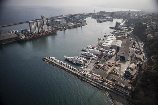 Savona, ex Mondomarine, accolti i ricorsi al Tar di Monaco Marine e Palumbo: punto interrogativo sulla concessione