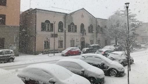 Cairo, bando per lo sgombero neve e spargimento sale: due lotti senza offerta