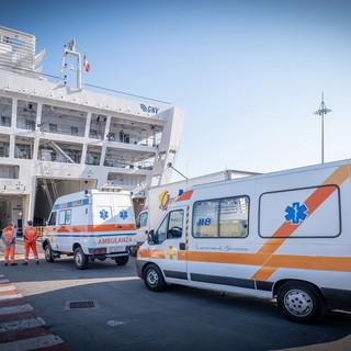 "Nave-ospedale, Giampedrone: ""Critiche assurde di fronte ad un'operazione così efficace"""
