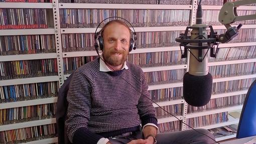 Il sindaco di Cisano Massimo Niero ospite a Radio Onda Ligure 101