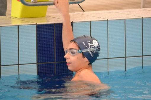 """Alassio, """"Special Swimming"""": debutto trionfale per la Ge.Sco nuoto"""