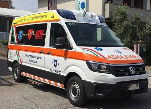 Cairo, la Croce Bianca inaugura una nuova ambulanza: il 4 luglio taglio del nastro in piazza della Vittoria