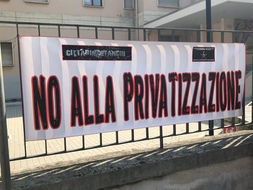 """Cairo Montenotte, Di Sapia replica a Toti: """"Migliorare l'esistente costerebbe meno di una privatizzazione"""""""