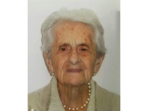 Pietra Ligure è in lutto: è mancata all'età di 108 anni Iolanda Guarneri