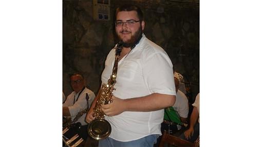 Celle, la Banda piange la scomparsa del sassofonista Nicolò