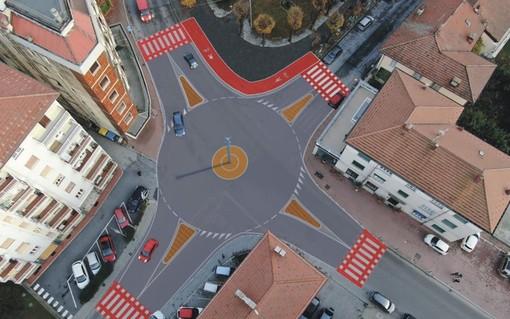 Millesimo, nuova rotonda in via Trento Trieste: lavori al via la prossima settimana