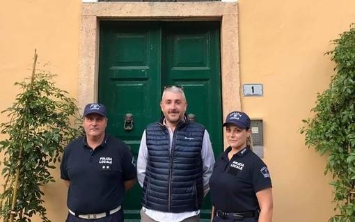 """Tovo, nuovo ingresso nella polizia locale, sindaco Oddo: """"Garantiamo un maggior presidio sul territorio"""""""