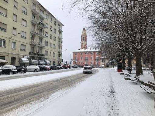 """Cairo Democratica: """"Su più della metà del territorio comunale non è garantito lo sgombero neve. Presentata un'interrogazione urgente"""""""