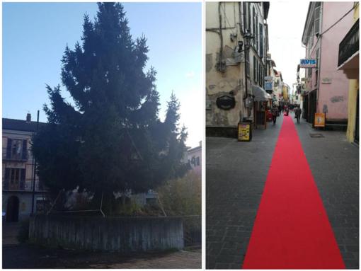 Cairo stende un 'tappeto natalizio' per le feste: sabato l'accensione dell'albero