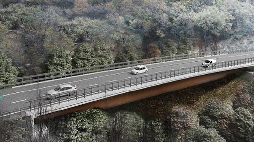 """Giù i veli sul nuovo viadotto """"Madonna del Monte"""": venerdì 21 la cerimonia di inaugurazione"""