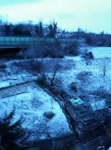 Meteo: altro che primavera, nella notte una spolverata di neve imbianca l'entroterra savonese