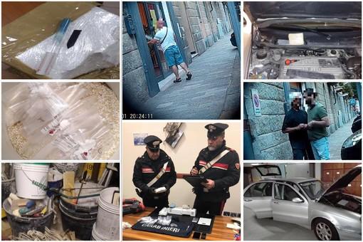 Operazione T-Rex, spacciavano nei pub e ristoranti di Savona: sei arresti dei carabinieri