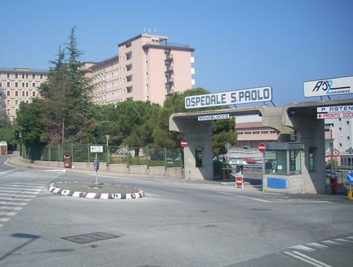 Savona, chiude all'ospedale San Paolo il reparto Covid in Medicina