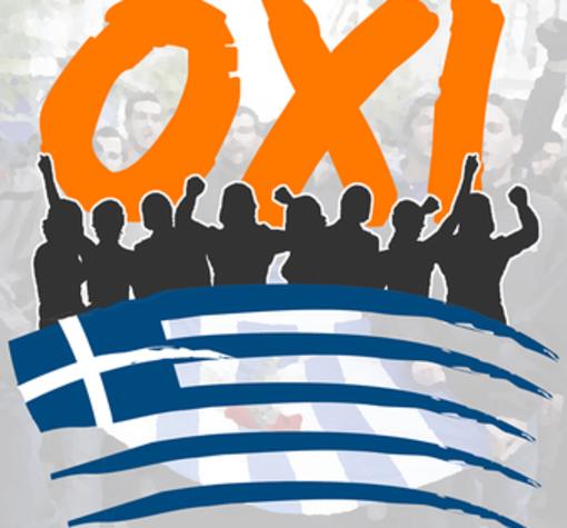 """La Grecia dice NO, da SEL Savona: """"Ora può iniziare un nuovo percorso democratico"""""""