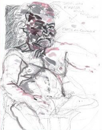 L'artista Beppe Rosso torna a esporre a Finalmarina
