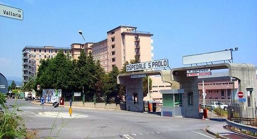 Caso di TBC a Savona: ragazza 14enne ricoverata al San Paolo