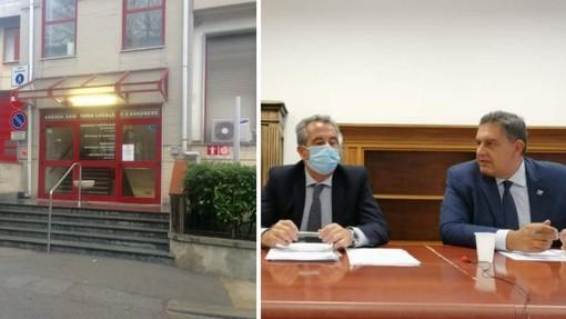 """Ospedale di comunità a Cairo, Toti difende la scelta: """"Non è un depotenziamento"""" (VIDEO)"""