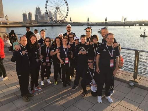 "Quattro atleti savonesi ad Abu Dhabi per gli ""Special Olympics World Games"""