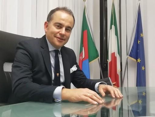 """Il presidente della Provincia di Savona Pierangelo Olivieri ospite a Bruxelles al """"10 years of ELENA"""""""