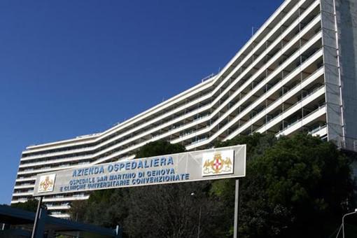 34enne savonese ricoverata al San Martino: permane il basso livello ematico di piastrine, è in terapia intensiva
