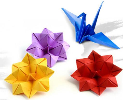 Tutta la magia dell'arte degli origami a Millesimo