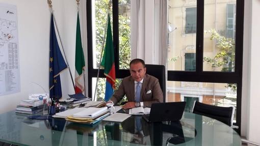 """Strade provinciali, il presidente Olivieri: """"Piccoli smottamenti nell'entroterra. Monitoriamo la situazione"""""""