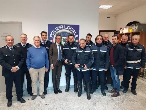 Albenga, la pandemia cambia ma non ferma l'attività della Polizia locale: il bilancio 2020