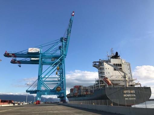 Vado Gateway e Maersk: due linee marittime e nuove sinergie