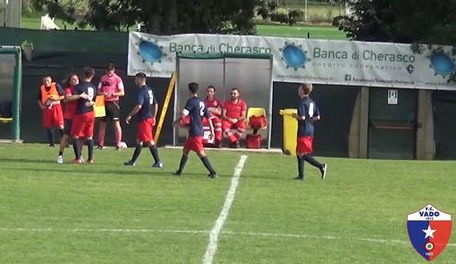 Calcio, il Vado dedica un video tributo a Marco Parascosso: ecco tutte le reti realizzate con la juniores rossoblu