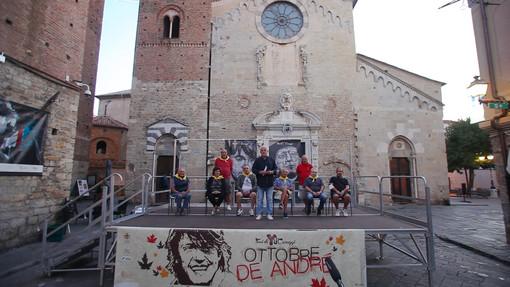 """Albenga, """"Ottobre De André"""" è pronto a tornare in piazze e vie del centro storico (VIDEO)"""