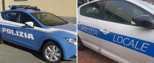 Loano, Polizia di Stato e Polizia Locale: due arresti per droga