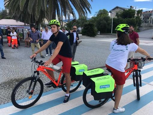 """""""Crosses on bike"""", parte il progetto di soccorso sulla passeggiata delle Albisole"""