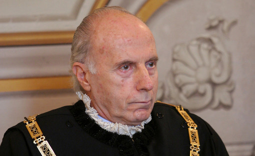 Il Vice Presidente della Corte Costituzionale Paolo Maddalena a Savona