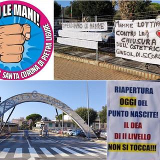 Pietra, il cantautore Franco Fasano sostiene la campagna per riaprire il punto nascite dell'ospedale Santa Corona