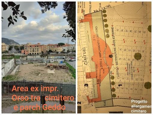 """Pietra, mozione del consigliere Carrara: """"Modificare il progetto di ampliamento del cimitero"""""""