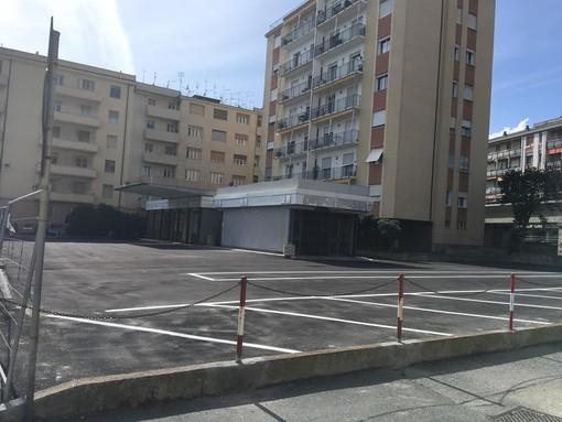 """Savona. Fornaci, il vicesindaco Arecco: """"Rinnovata la disponibilità gratuita dei circa 40 posti auto nell'ex distributore Agip"""""""