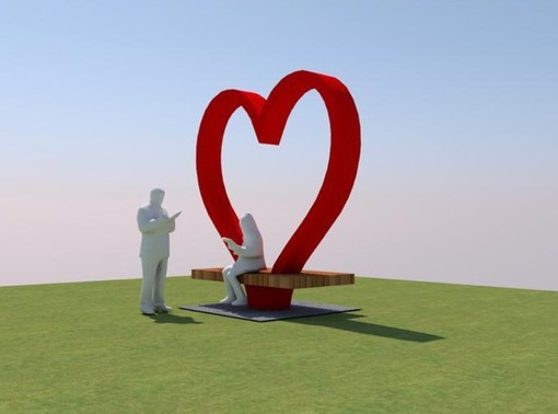 """Roccavignale, in arrivo la """"panchina del cuore"""": taglio del nastro sabato 18 luglio"""