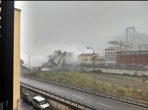 """Crollo del ponte Morandi, l'onorevole Vazio: """"Una tragedia immane"""""""