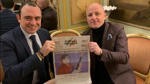 """In edicola il primo numero annuale di """"Culturaidentità"""", presentato al Caffè Balzola di Alassio"""