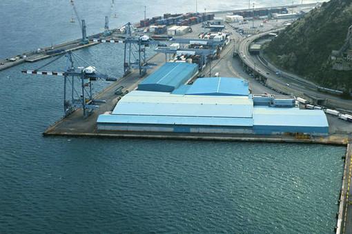 Il porto di Vado Ligure