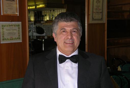 Pasquale Tripodoro, presidente Fipe Confcommercio Savona