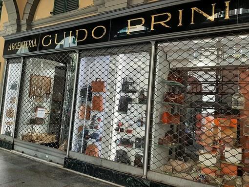 Savona, il mondo del commercio in lutto per la scomparsa della titolare del negozio Prini Franca Cerone