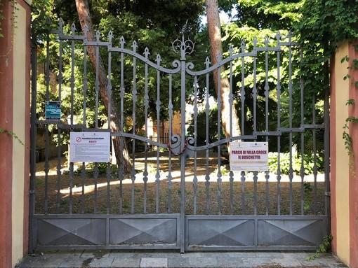 """Varazze, riapre il parco del Boschetto. Vicesindaco Pierfederici: """"Ci sarà anche il servizio di guardianaggio"""""""