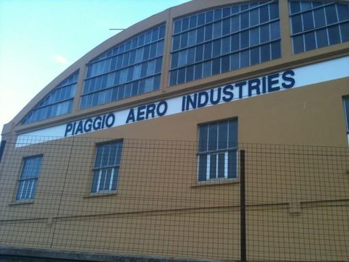 Piaggio e Laer: avvio delle attività di adeguamento del sito di Albenga e accordo sul riassorbimento dei lavoratori